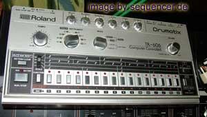 Roland TR606 Drumatix