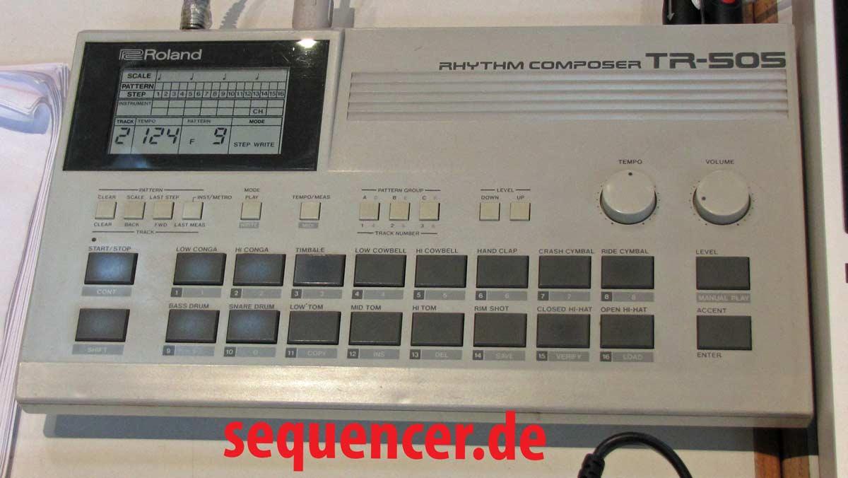 Roland TR505