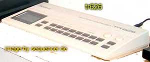 roland tr626