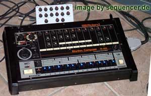 Roland TR808 Drumcomputer