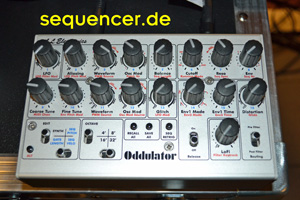 Oddulator Oddulator synthesizer