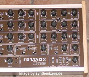 LL Rozzbox One LL electronics Rozzbox One synthesizer
