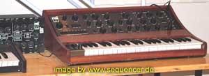 RSF KobolKeyboard synthesizer