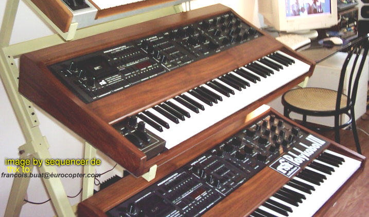 RSF Polykobol , Polykobol II, Polykobol 2 synthesizer