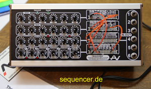 Anyware Minisizer synthesizer