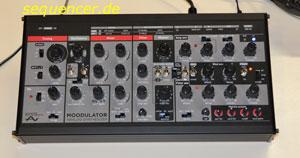 Anyware Moodulator synthesizer