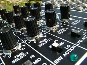 Semtex Semtex Knobs synthesizer