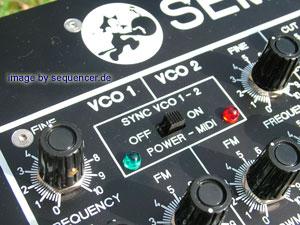 Semtex Semtex Knobs synthesizer