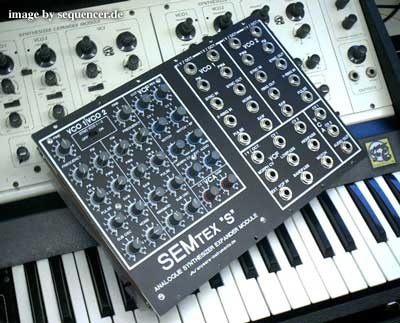 Anyware SEMtex S Synthesizer