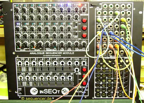 inseqt analog sequencer
