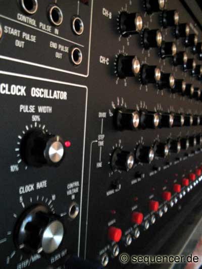 Roland System 700 Sequenzer Roland System 700 Sequencer synthesizer