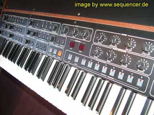 SCI T8 Synthesizer