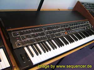 SCI T8 Synth