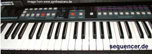 SCI multitrak synthesizer