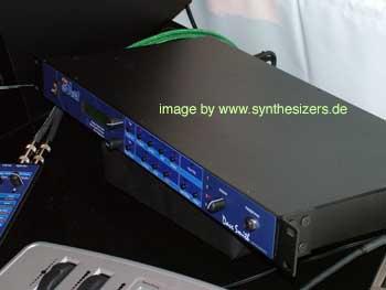 Dave Smith PolyEvolverRack synthesizer