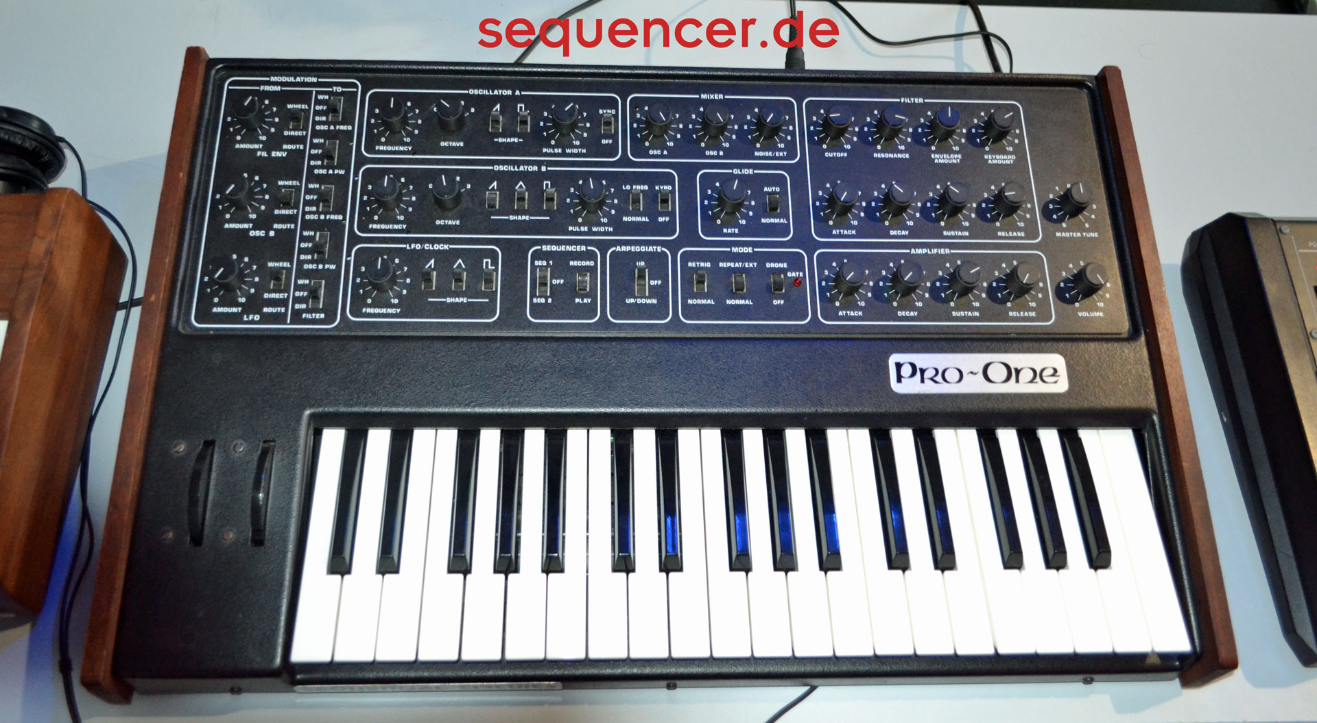 SCI Pro One SCI Pro One synthesizer