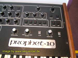 SCI Prophet 10 Synthesizer