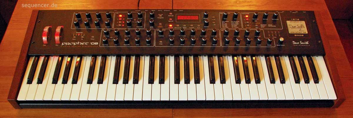 Prophet'08 SE Edition Prophet'08 SE Edition synthesizer