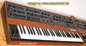 SCI Prophet Five Synthesizer