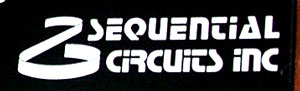 the SEQUENTIAL CIRCUITS Synthesizer Logo