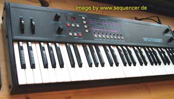 Sequential Circuits SplitEight, Split8 synthesizer