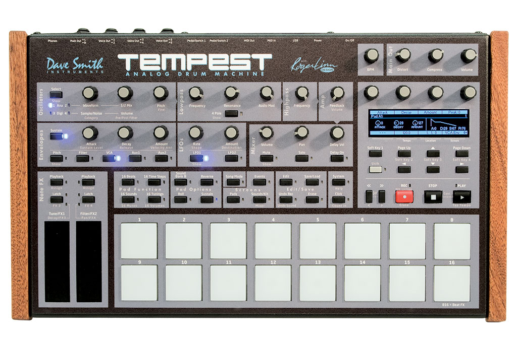 Tempest Tempest synthesizer