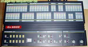 Siel DK80, EX8500 synthesizer