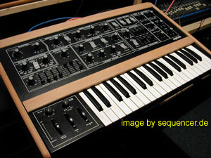 Crumar Spirit synthesizer