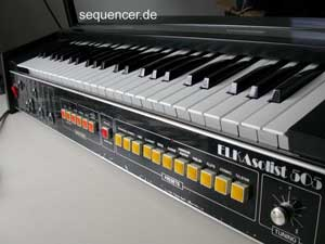 Elka Solist505 synthesizer