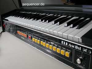 Elka Solist505 synthesizer