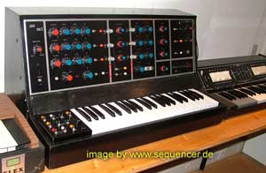 GRS VCO3 synthesizer