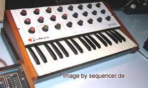 Jen SX1000 synthesizer