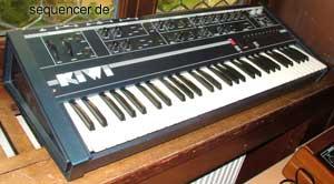 Kiwi Kiwi synthesizer