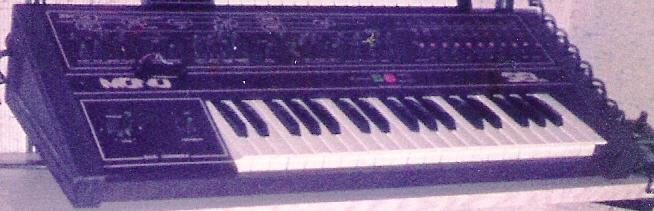 Siel Mono synthesizer