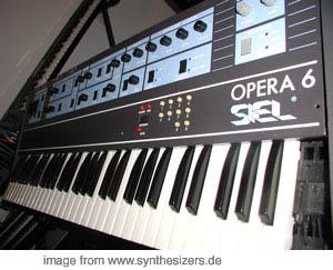 Siel Opera6/DK600