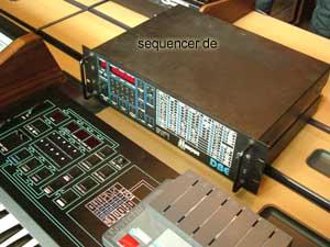 Unique DBE, DBK synthesizer