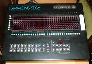 Simmons SDS6, SDS7 synthesizer