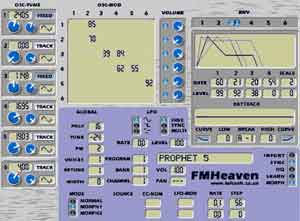 fm heaven fm softwaresynthesizer