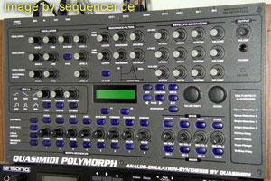 Quasimidi Polymorph synthesizer