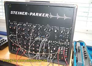 Steiner Parker Modular synthesizer