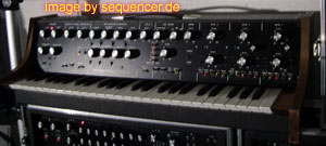 Steiner Parker Synthacon synthesizer