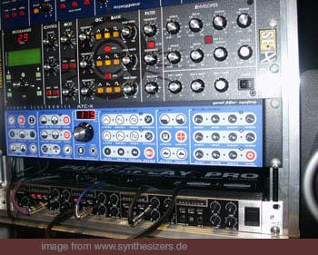 Studio Electronics ATC1, ATCX synthesizer