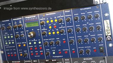 Studio Electronics Omega8 synthesizer