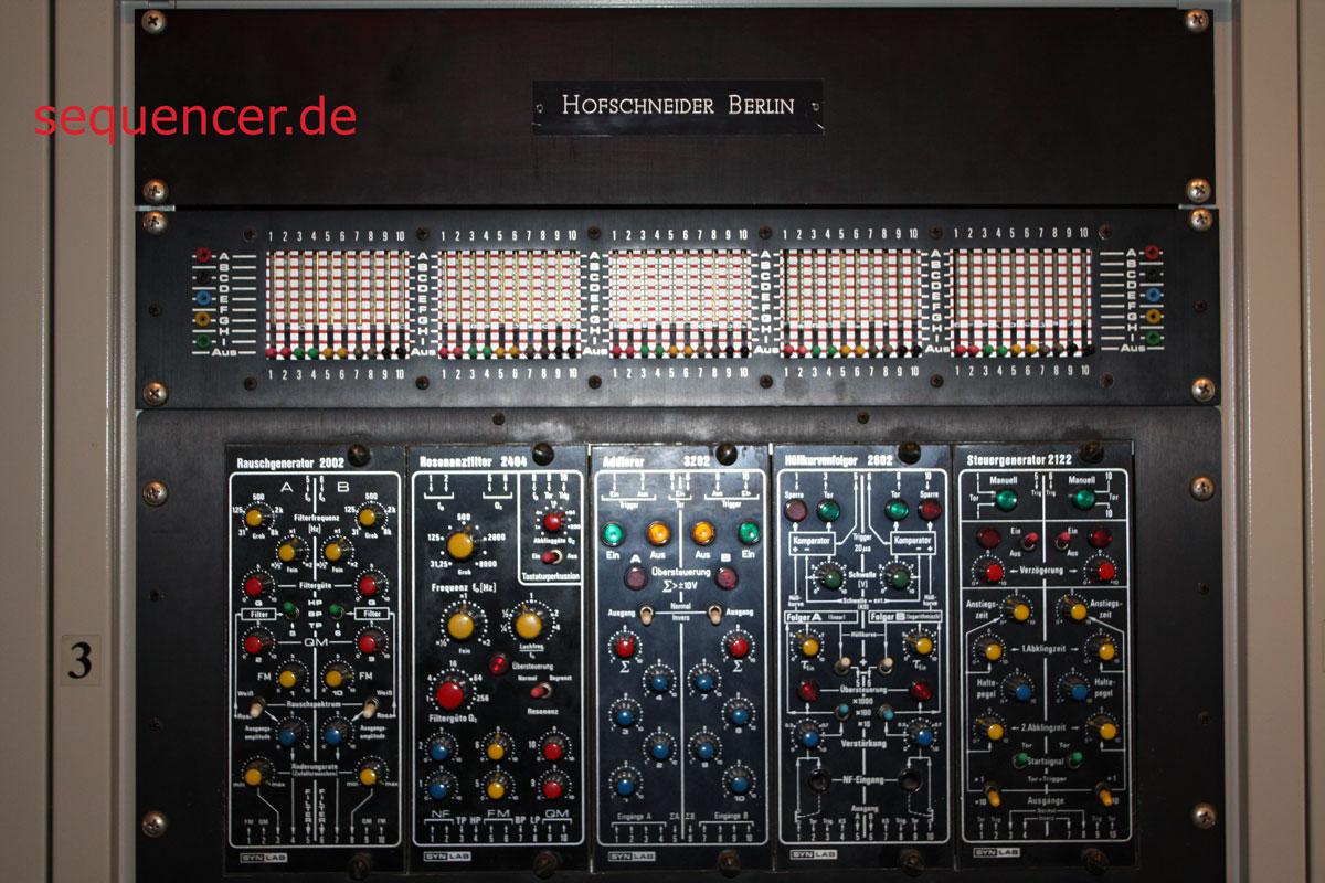 SynLab Module SynLab Module synthesizer