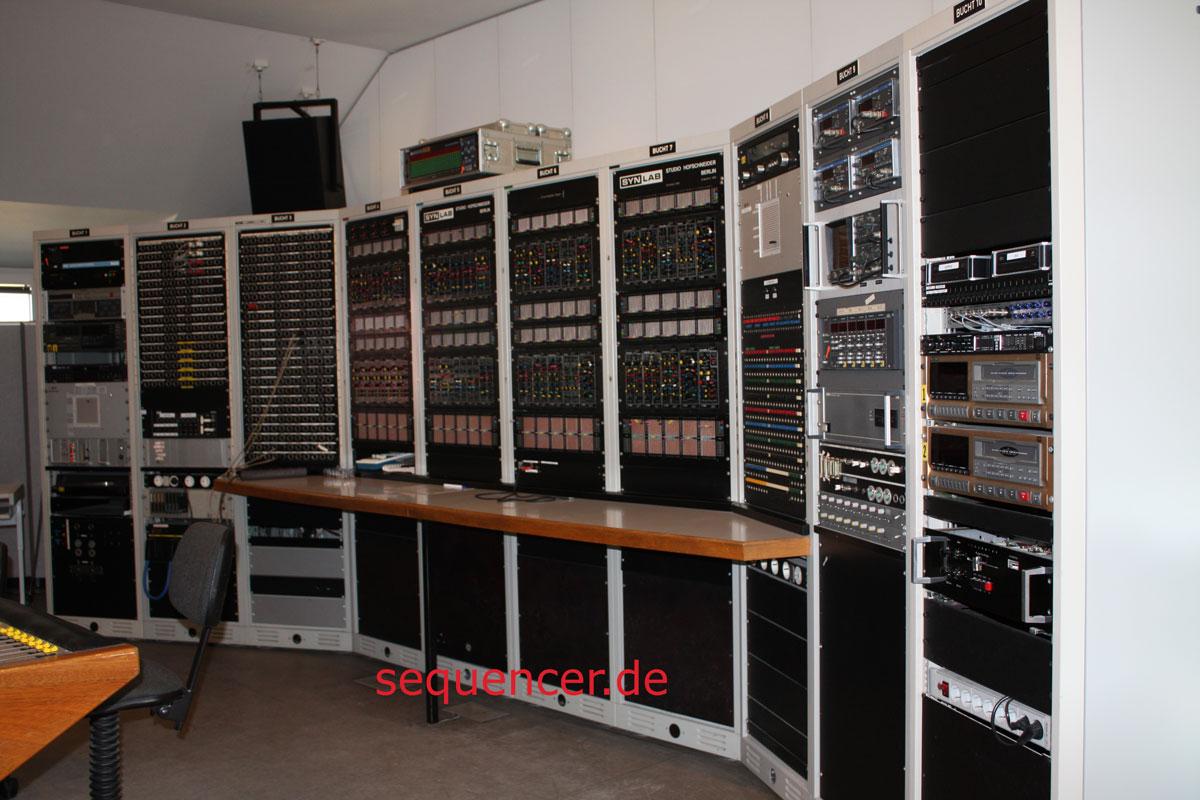 Synlab Modularsystem synthesizer