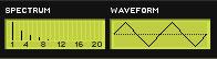 dreieck wellenform spektrum