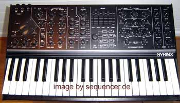 Synton Syrinx synthesizer