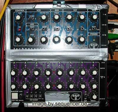 Technosaurus Microcon, Cyclodon, Microcon2 synthesizer