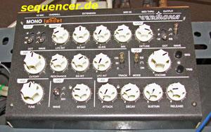 Vermona Mono Lancet Vermona Mono Lancet synthesizer