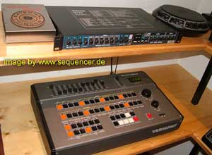 vermona DRM1 drumcomputer